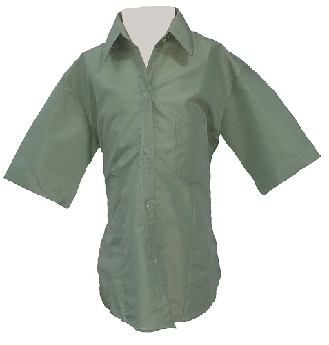 green girls short sleeve shirt 10011