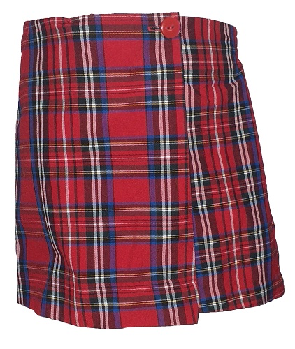 mayville girls skirt 10040