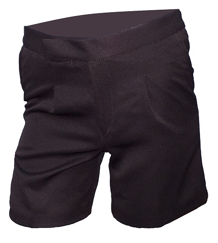 brown boys short 10045B