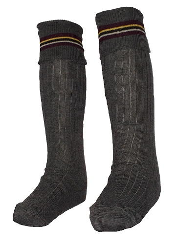 HTS tuine boys long socks 10064
