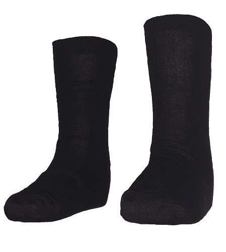 black anklet socks 10071