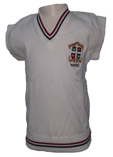 hillview matric pullover with emblem 10096
