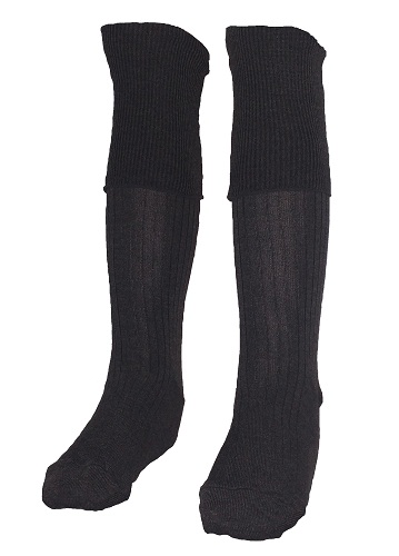 Grey boys Long Socks 10101