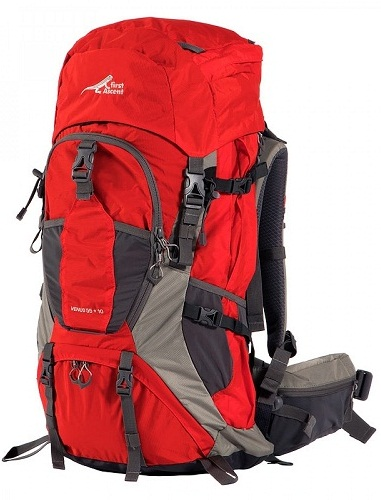 First Ascent Venus 55L+10L hiking pack 21390