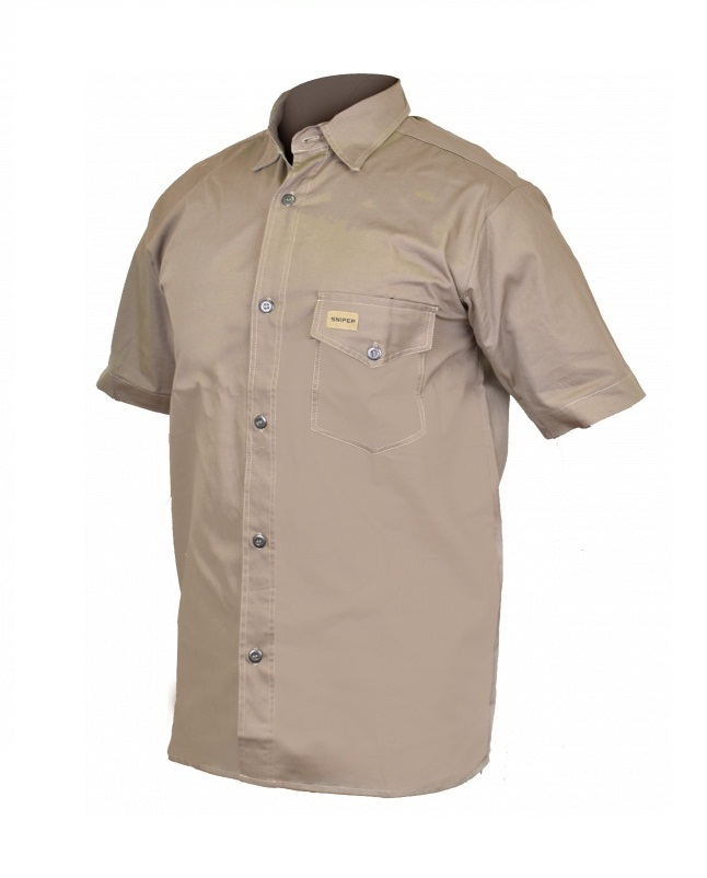 Sniper Africa PH Short Sleeve Shirt 10235P