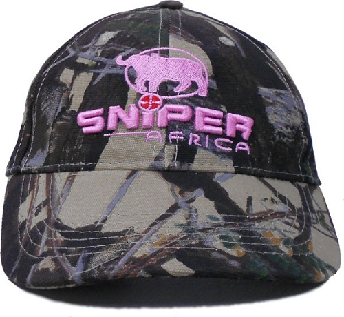 Sniper Africa Girls Peak Cap 10434