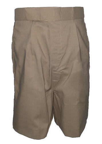 khaki boys Bermuda short 10451