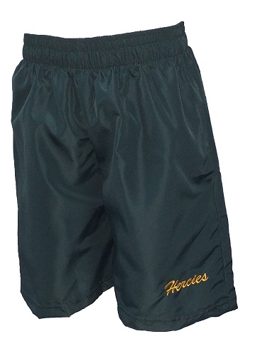 hercules high sport short with embroidery 10695