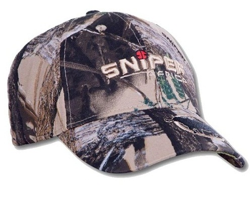 Sniper Africa Buffalo Embroidered Cap 11099