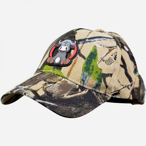 Sniper Africa Buffy Kids Peak Cap 11104