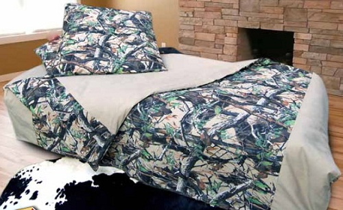 Sniper Africa Double Duvet Set 11159