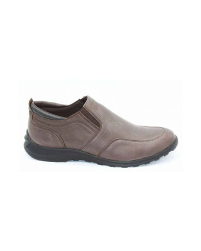 MENS STRIKE DENZIL CHOC BROWN