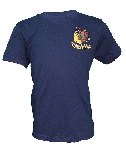 tuinrand tuinslakkie t-shirt with embroidery 17309
