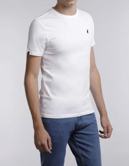 Mens Crew Neck Polo Tshirt 21289