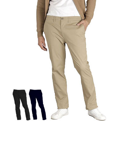Mens Alexander Polo Cotton Stretch Chino 21294