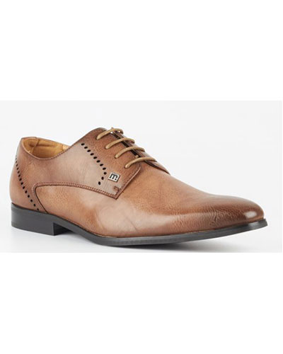MENS SHOES TAN MAZERATA TAN 22084