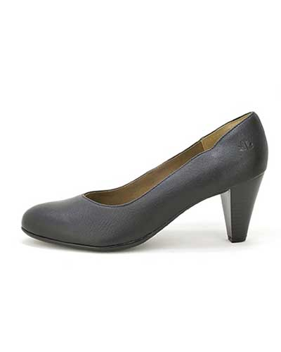 LADIES FROGGIE SHOE NAVY