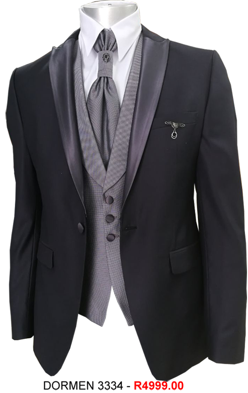 Peter Reso, one of SA's long established made to measure custom made suits brand, offers a new sense of cutting edge design in its line of exclusively tailored bespoke men's suits.