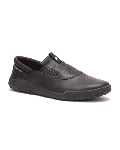 MENS HEX SLIP ON SHOE BLACK P724178