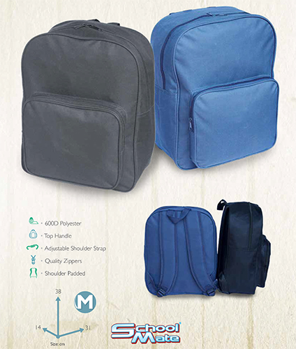 school mate back pack S611