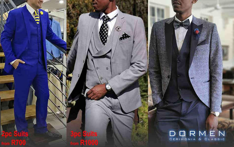 Exclusive Modern Suits