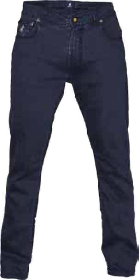BLUE-BLACK SIMON STRAIGHT LEG JEAN