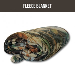 3D FLEECE BLANKET
