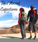 FIRST ASCENT - CAPESTORM