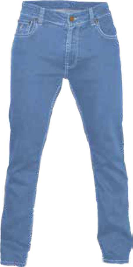 STONE-WASH SIMON STRAIGHT LEG JEAN